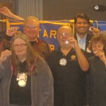Polio Survivor in Rotary Club of Tahoe Incline (Nevada)